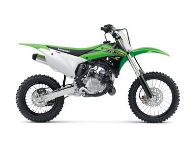 Kawasaki Dirt Bike Motorcycle Mall Belleville New Jersey