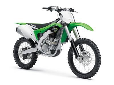 2018 Kawasaki KX 250F 1