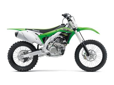 2018 Kawasaki KX 450F for sale 73085