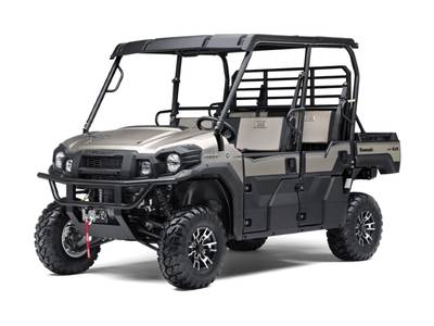 2018 Kawasaki Mule Pro-FXT Ranch Edition 1