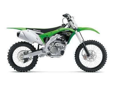 2018 Kawasaki KX™ 250F | 1 of 1