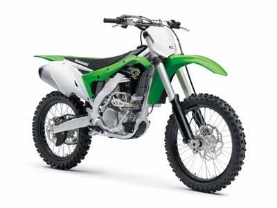 2018 Kawasaki KX™ 250F