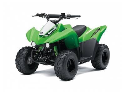 2018 Kawasaki KFX® 50