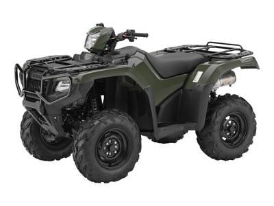 2018 Honda FourTrax Foreman Rubicon 4x4 EPS for sale 59043