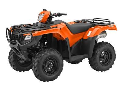 New  2018 Honda® FourTrax® Foreman® Rubicon 4x4 EPS ATV in Roseland, Louisiana