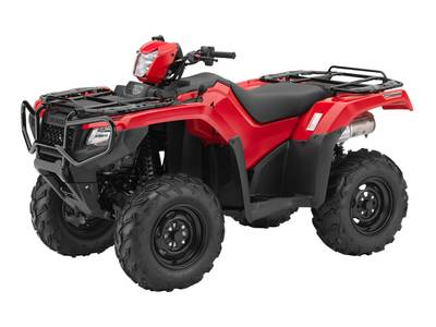 New  2018 Honda® FourTrax Foreman Rubicon 4x4 EPS ATV in Roseland, Louisiana