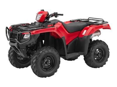 New  2018 Honda® FourTrax Foreman Rubicon 4x4 Automatic DCT EPS ATV in Roseland, Louisiana