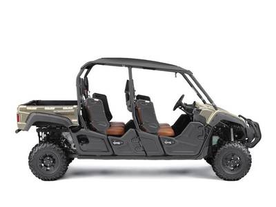 New  2018 Yamaha Viking VI EPS Ranch Edition Golf Cart / Utility in Roseland, Louisiana