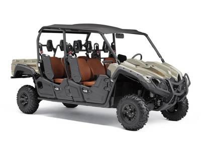 New  2018 Yamaha Viking VI EPS Ranch Edition Golf Cart / Utility in Roseland, Louisiana