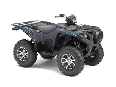2018 Grizzly EPS SE
