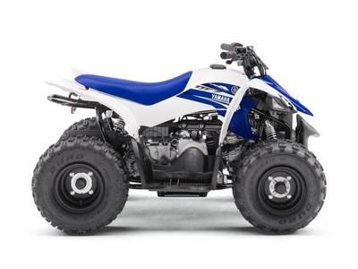 RPMWired.com car search / 2018 Yamaha YFZ50