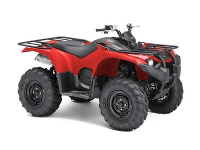 2018 Yamaha Kodiak 450 1