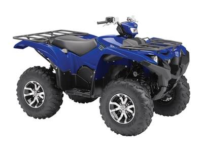 2018 Yamaha Grizzly-EPS