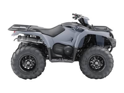 2018 Yamaha Kodiak-450-EPS-Gray-aluminum-mag-wheels
