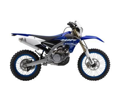2018 Yamaha WR450F   1 of 1