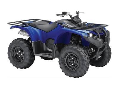 2018 Yamaha Kodiak-450