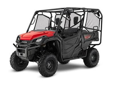 New  2018 Honda® Pioneer 1000-5 Golf Cart / Utility in Roseland, Louisiana