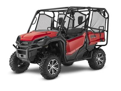 New  2018 Honda® Pioneer 1000-5 Deluxe Golf Cart / Utility in Roseland, Louisiana