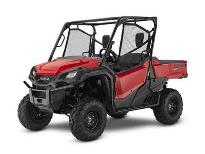 New  2018 Honda® Pioneer 1000 EPS Golf Cart / Utility in Roseland, Louisiana