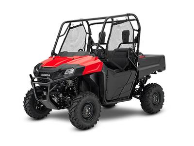 New  2018 Honda® Pioneer 700 Golf Cart / Utility in Roseland, Louisiana