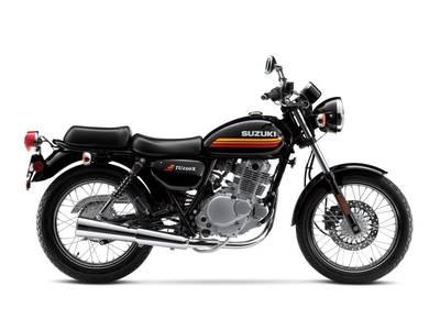 2018 Suzuki TU250X 1