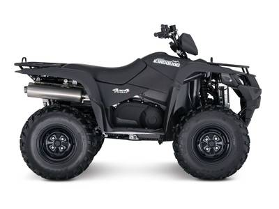 RPMWired.com car search / 2018 Suzuki KingQuad 750AXi Power steering Special E