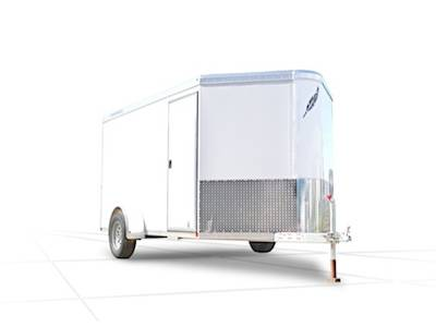 Bumper Pull Cargo Trailers Connecticut Trailers Powersports