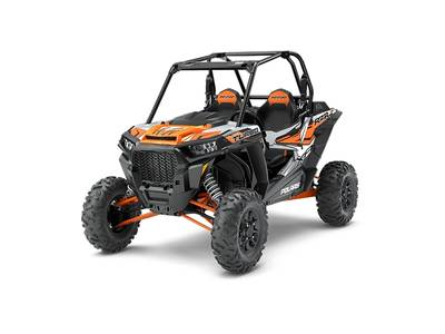 2018 RZR XP Turbo EPS Ghost Gray