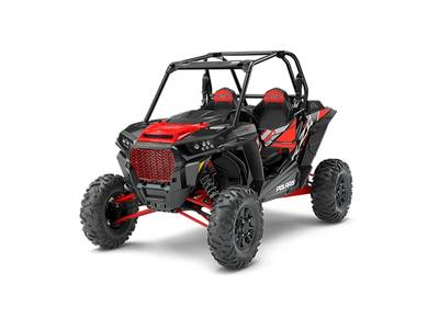2018 RZR XP Turbo EPS DYNAMIX Edition Black Pearl