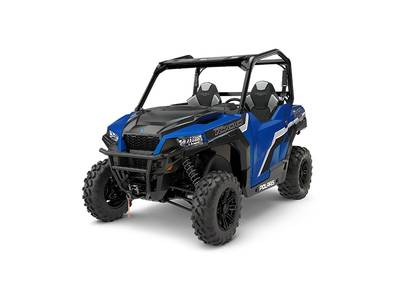 New  2018 Polaris® General 1000 EPS Premium Radar Blue Golf Cart / Utility in Roseland, Louisiana