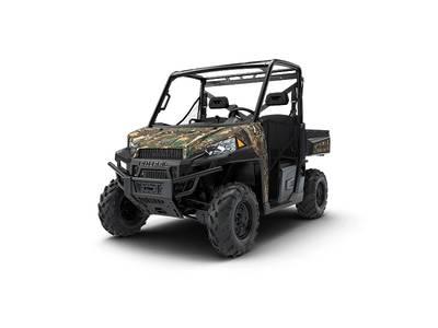 2018 Ranger XP 900 Polaris Pursuit Camo