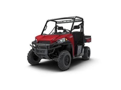 2018 Ranger XP 900 EPS Solar Red