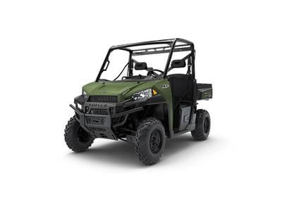 2018 Ranger XP 900 EPS Sage Green