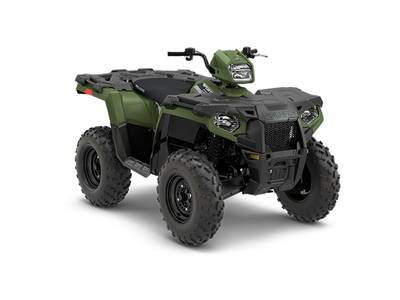 New  2018 Polaris® Sportsman® 570 Sage Green ATV in Roseland, Louisiana