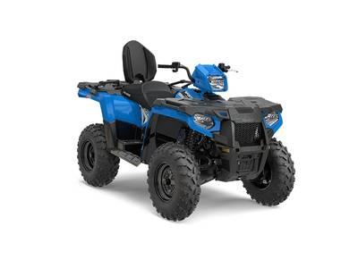 2018 Sportsman Touring 570 EPS Velocity Blue