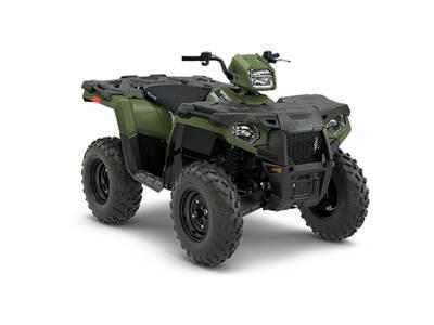 2018 Polaris Sportsman 570 EPS Sage Green for sale 134602