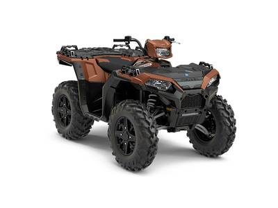2018 Polaris Sportsman XP 1000 Matte Copper LE 1