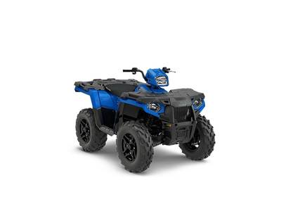 New  2018 Polaris® Sportsman® 570 SP Radar Blue ATV in Roseland, Louisiana