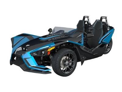 2018 Slingshot SLR Electric Blue
