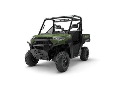New  2018 Polaris® Ranger XP® 1000 EPS Sage Green Golf Cart / Utility in Roseland, Louisiana