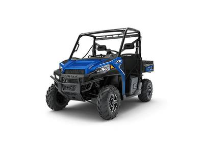2018 Polaris Ranger-XP-900-EPS-Radar-Blue