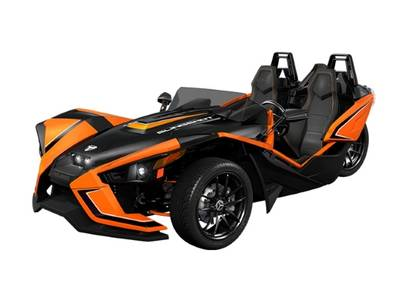 2018 Slingshot SLR Orange Madness