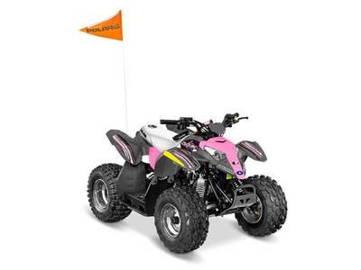 New  2018 Polaris® Outlaw® 110 EFI ATV in Roseland, Louisiana