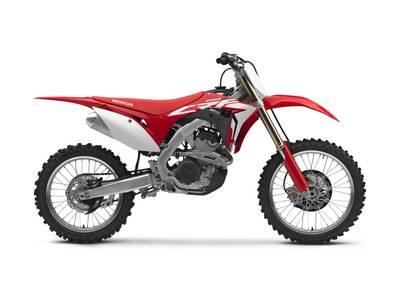 2018 Honda® CRF250R