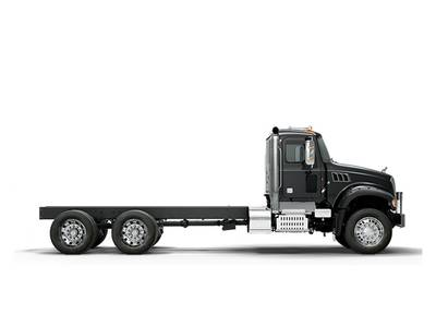 2017 Mack Trucks Granite® MHD Cummins ISL Eaton-Fuller