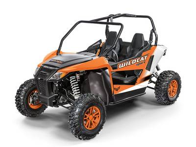 ON SITE STORAGE PLEASE CALL FOR AN APPOINTMENT BRAND NEW WILDCAT99131