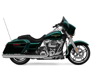 RPMWired.com car search / 2018 Harley Davidson FLHX - Street Glide