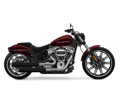 RPMWired.com car search / 2018 Harley Davidson FXBRS - Softail Breakout 114