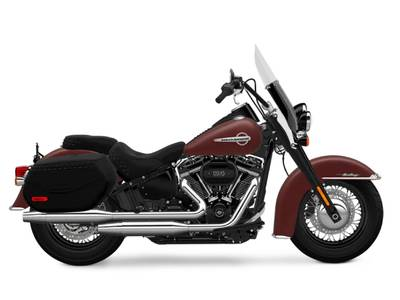 RPMWired.com car search / 2018 Harley Davidson FLHCS - Softail Heritage Classic 114