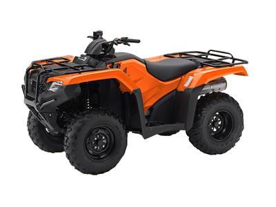 New  2018 Honda® FourTrax Rancher 4x4 ATV in Roseland, Louisiana